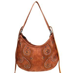 Montana West Hobo Concealed Carry Purse MW942G NEW